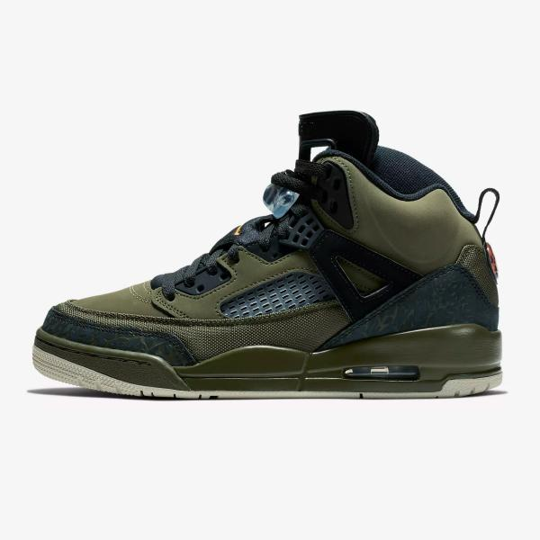 58adb756bf5d Air Jordan Air Jordan Spizike  Olive Canvas  at Soleheaven Curated ...