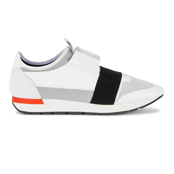 Balenciaga Race Runner 'White'