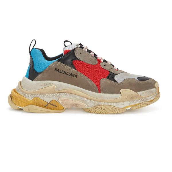 Buy Balenciaga Balenciaga Tripe S 'Multi-Colour' Harvey Nichols online now at Soleheaven Curated Collections