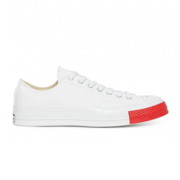 73c102fdc69 Converse Converse x Undercover Chuck Taylor 70 Ox  Optical White   Red   SOLEHEAVEN