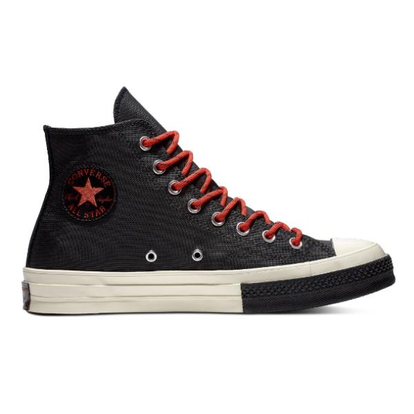 Converse Chuck 70 Trek Tech 'Black / Enamel Red'