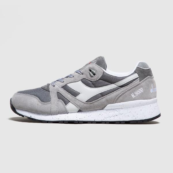Diadora N9000 Speckled 'Grey'
