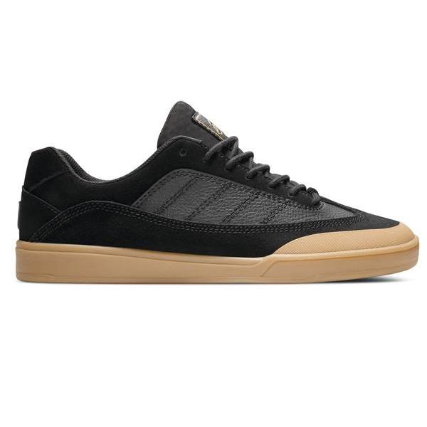 eS eS SLB '97 Skate Shoes - Black/Gum SOLEHEAVEN