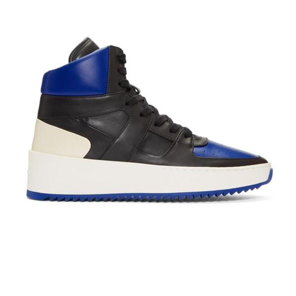 Buy Fear of God Fear of God Bball High 'Royal' luisaviaroma online now at Soleheaven Curated Collections
