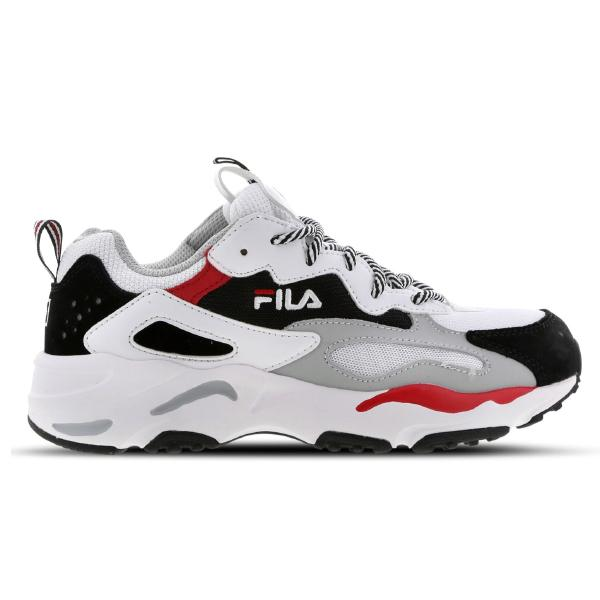 bb9f6d731e Fila Fila Ray Tracer 'White / Black' at Soleheaven Curated Collections