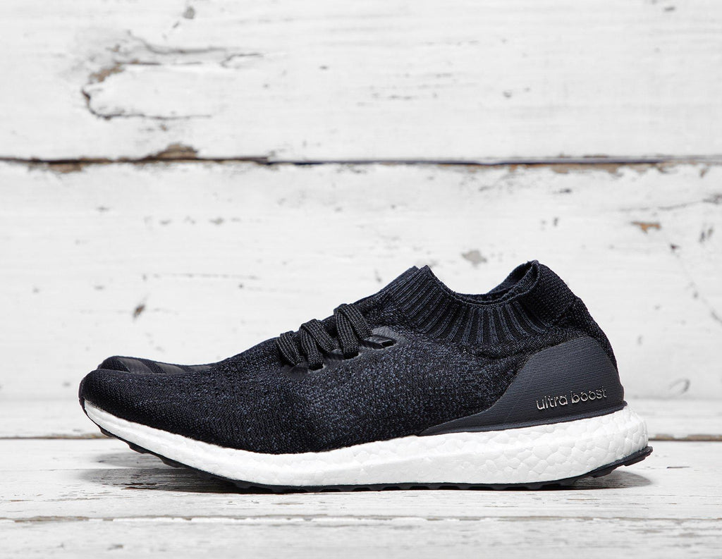 Buy Adidas Mens adidas UltraBoost Uncaged - Black/Grey, Black/Grey Footpatrol online now at Soleheaven Curated Collections