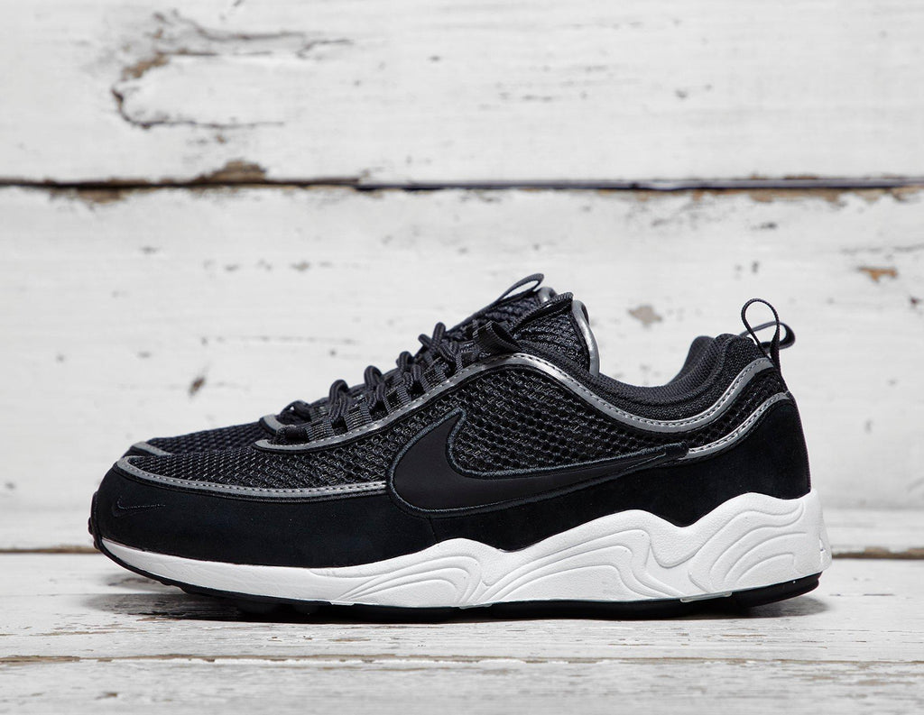 Buy Nike Mens Nike Air Spiridon QS - Black/White, Black/White Footpatrol online now at Soleheaven Curated Collections