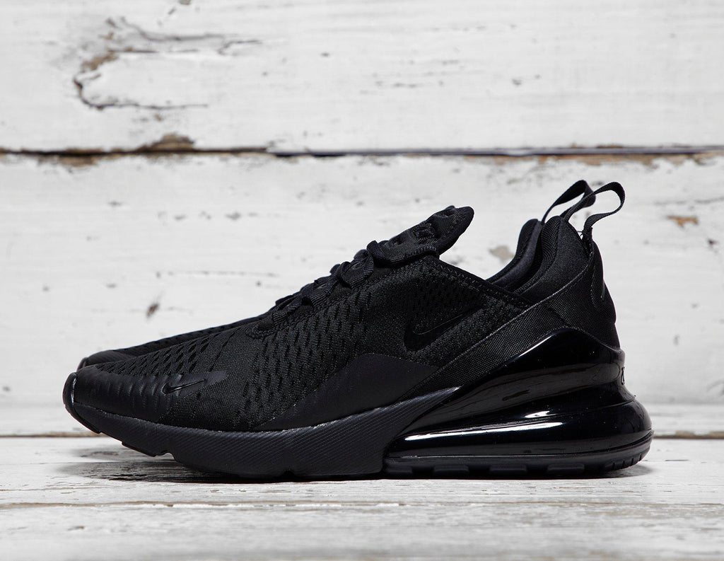 Buy Nike Mens Nike Air Max 270 - Black, Black Footpatrol online now at Soleheaven Curated Collections