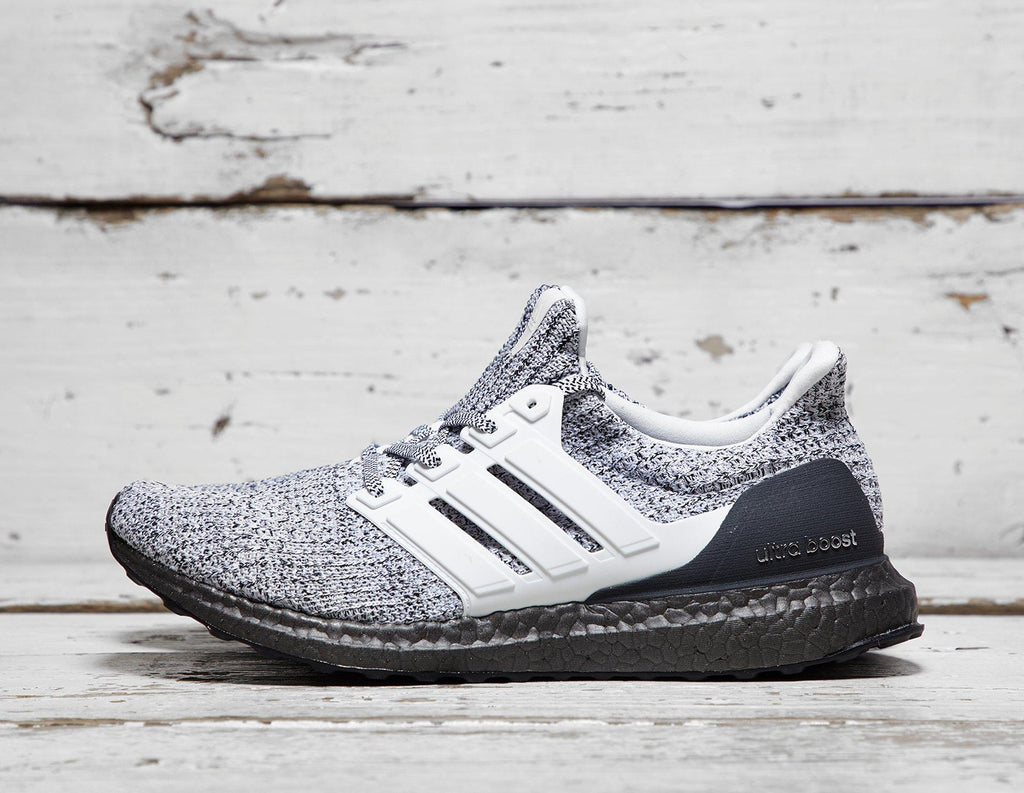 Buy Adidas Mens adidas Ultra Boost - Light Grey/Black, Light Grey/Black Footpatrol online now at Soleheaven Curated Collections