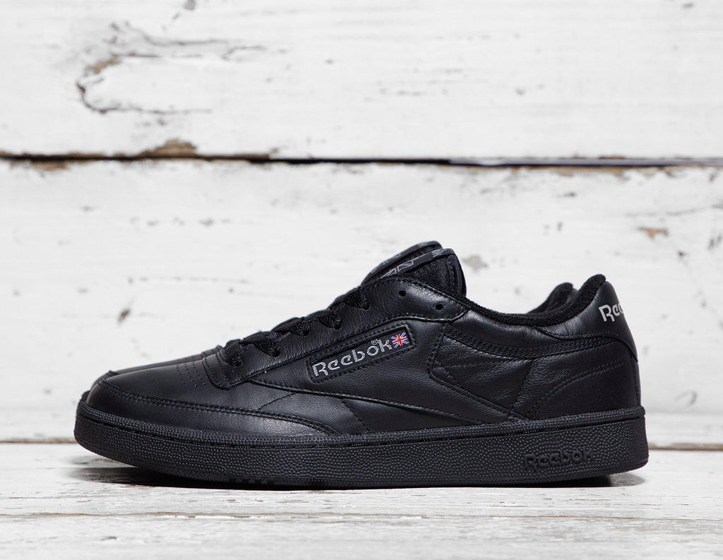 Buy Reebok Mens Reebok Club C Archive - Black, Black Footpatrol online now at Soleheaven Curated Collections