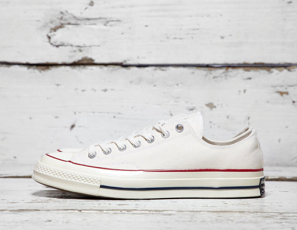 dbe410be89fc Converse Mens Converse Chuck Taylor All Star 70 Ox - Parchment ...