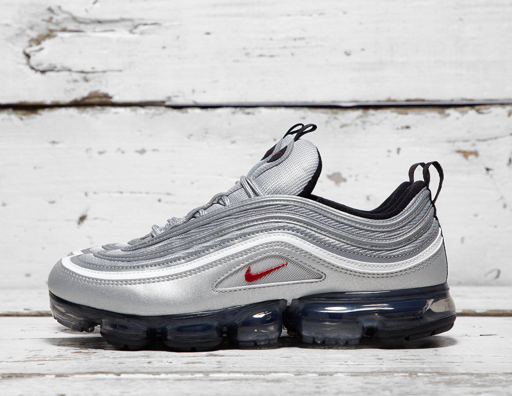 Buy Nike Mens Nike Air VaporMax '97 - Silver, Silver Footpatrol online now at Soleheaven Curated Collections