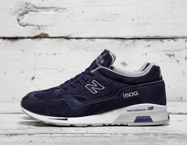 Buy New Balance Mens New Balance 1500 - Made in UK - Blue, Blue Footpatrol online now at Soleheaven Curated Collections