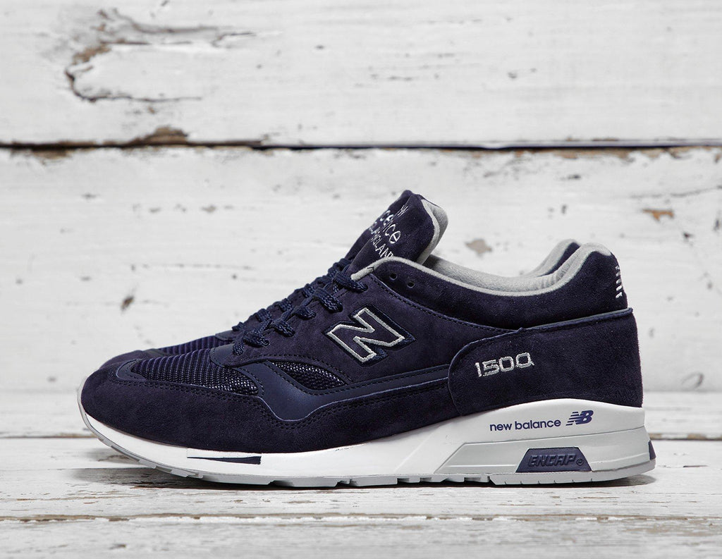 New Balance Mens New Balance 1500 - Made in UK - Blue, Blue SOLEHEAVEN