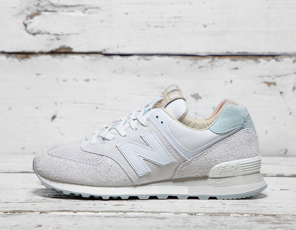 Buy New Balance Mens New Balance 574 - White, White Footpatrol online now at Soleheaven Curated Collections