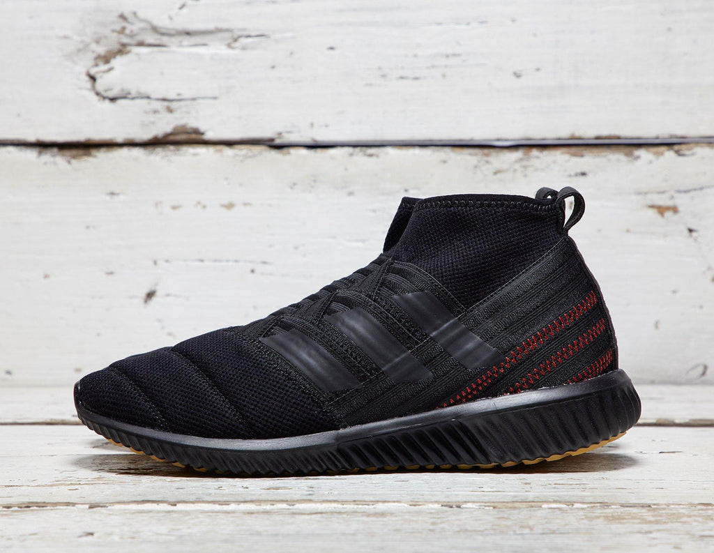 Adidas Mens adidas Nemiziz Mid - BLK/RED/BLK/RED, BLK/RED/BLK/RED SOLEHEAVEN