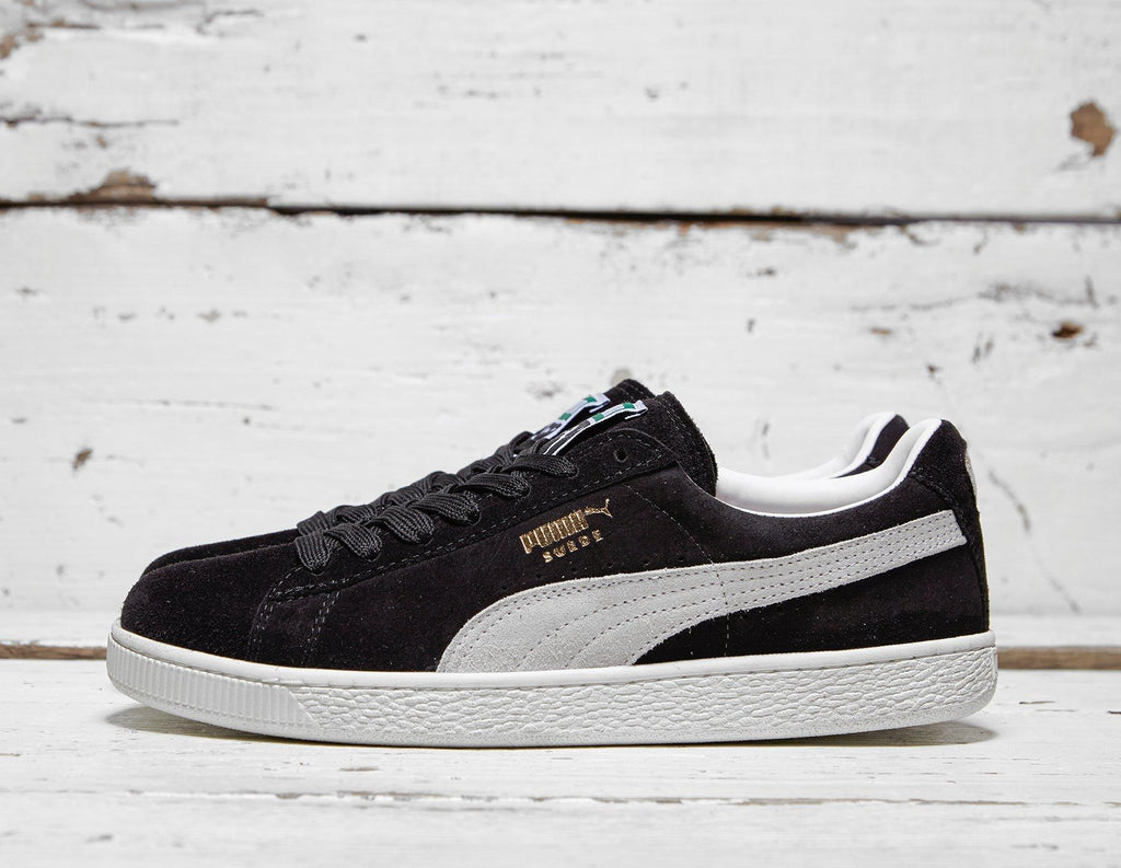 Buy Puma Mens PUMA Suede - Black/White, Black/White Footpatrol online now at Soleheaven Curated Collections