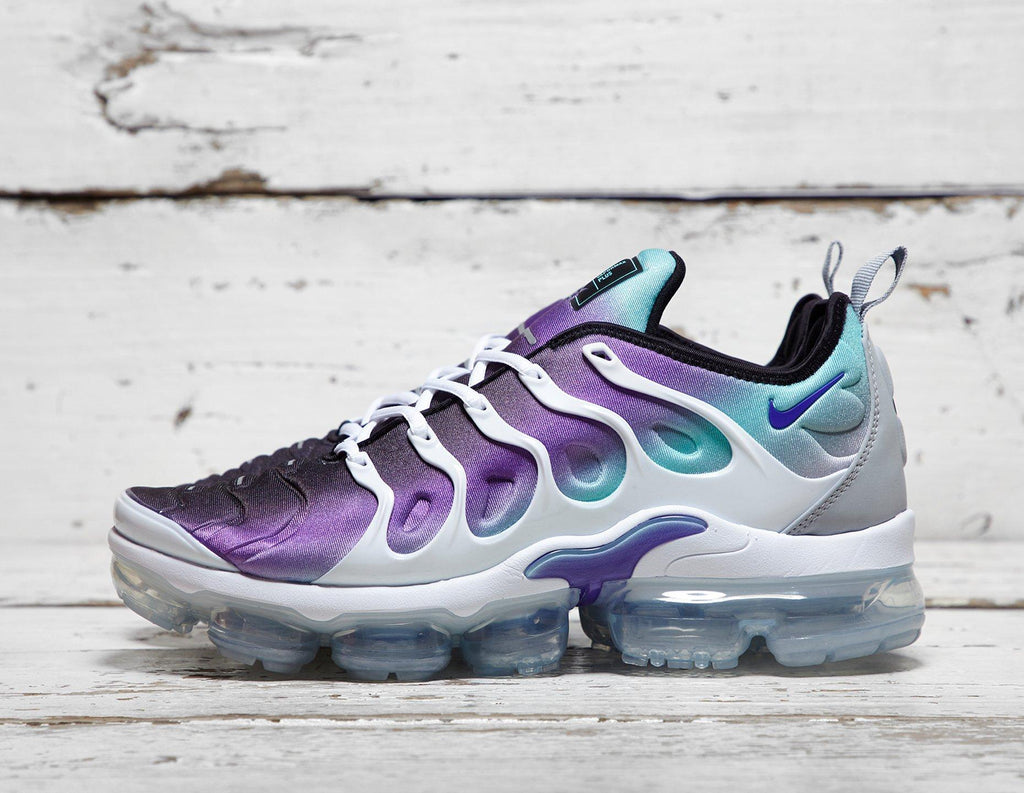 size 40 82369 6a27c Mens Nike Air VaporMax Plus - White/Purple, White/Purple