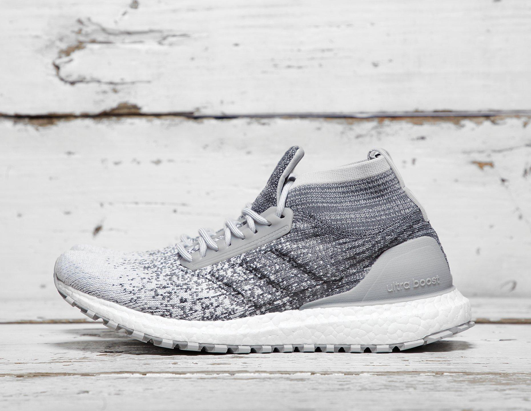 new arrival 4cfef 9674f Adidas Mens adidas x Reigning Champ Ultra Boost ATR - White/Grey,  White/Grey at Soleheaven Curated Collections