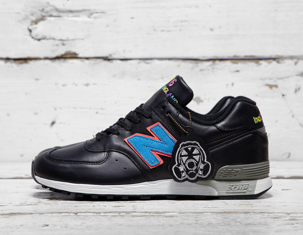 Buy New Balance Mens New Balance x Footpatrol 576 - Black/White, Black/White Footpatrol online now at Soleheaven Curated Collections