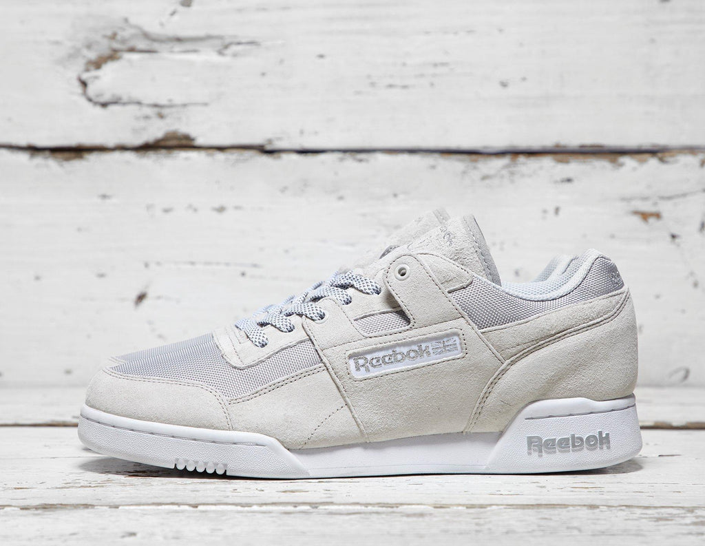 Buy Reebok Mens Reebok x Journal Standard Workout Plus - Grey, Grey Footpatrol online now at Soleheaven Curated Collections