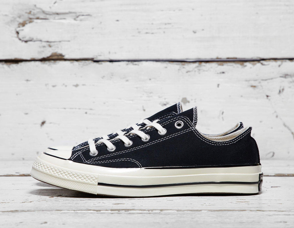 Buy Converse Mens Converse Chuck Taylor All Star 70 Ox - Black, Black Footpatrol online now at Soleheaven Curated Collections