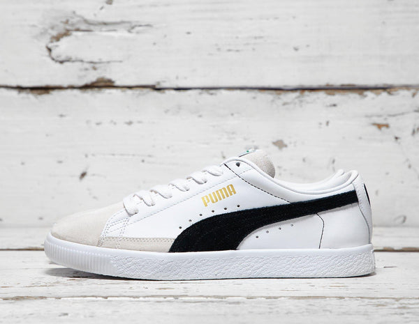 Buy Puma Mens PUMA Basket OG - White, White Footpatrol online now at Soleheaven Curated Collections