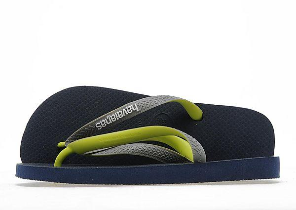 Havaianas Havaianas Top Mix Flip Flops - Navy/Grey - Mens SOLEHEAVEN