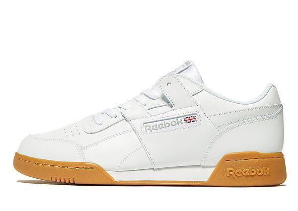 Buy Reebok Reebok Workout Plus - White/Gum - Mens JD Sports online now at Soleheaven Curated Collections