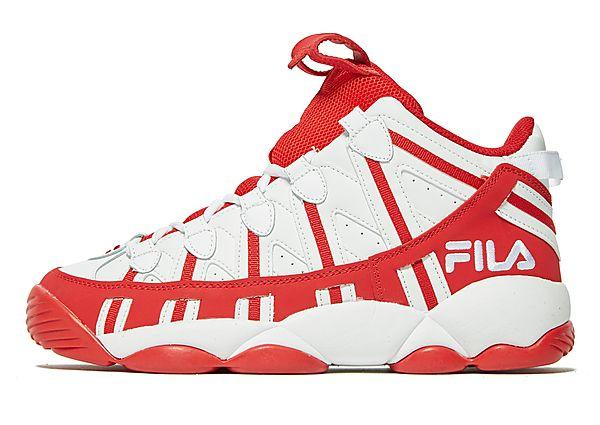 Buy Fila Fila Spaghetti - Red/White - Mens JD Sports online now at Soleheaven Curated Collections