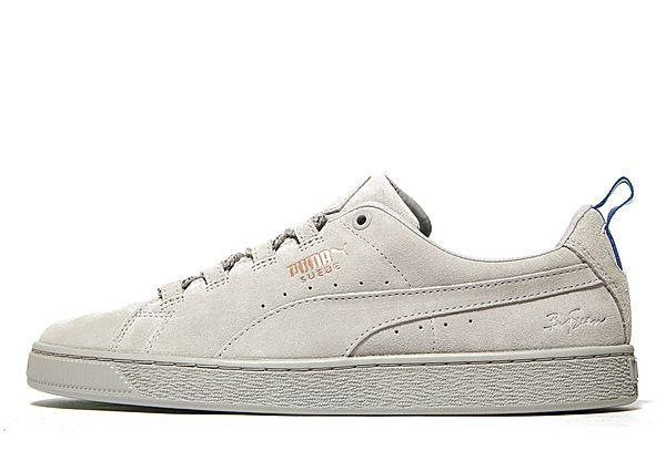 Puma PUMA x Big Sean Suede Grey Mens at Soleheaven Curated Collections