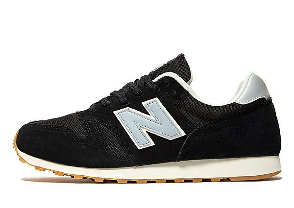 huge discount 00ff4 87993 Soleheaven-stencil New Balance 373 - Black/Gum - Mens at Soleheaven Curated  Collections