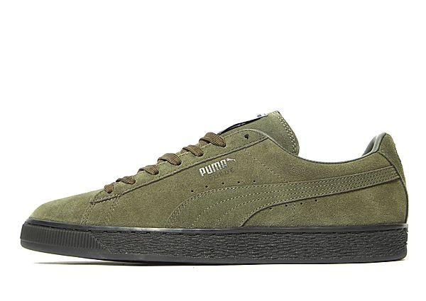 finest selection 9f61c d774c Puma PUMA Suede - Forest/Black - Mens at Soleheaven Curated Collections