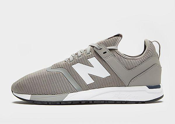 Soleheaven-stencil New Balance 247 Decon - Grey/White - Mens SOLEHEAVEN