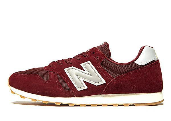 promo code 0d51b ba00d Soleheaven-stencil New Balance 373 - Burgundy/Silver - Mens at Soleheaven  Curated Collections