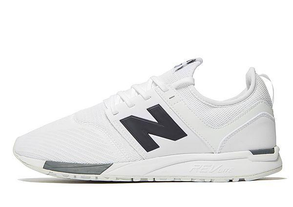Buy Soleheaven-stencil New Balance 247 - White/Black - Mens JD Sports online now at Soleheaven Curated Collections