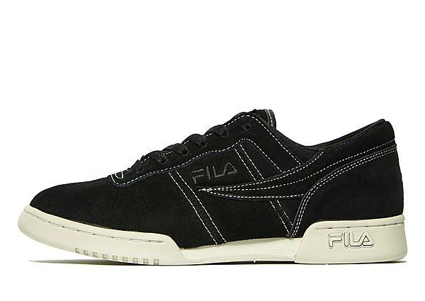 Buy Fila Fila OG Fitness TS - Black - Mens JD Sports online now at Soleheaven Curated Collections
