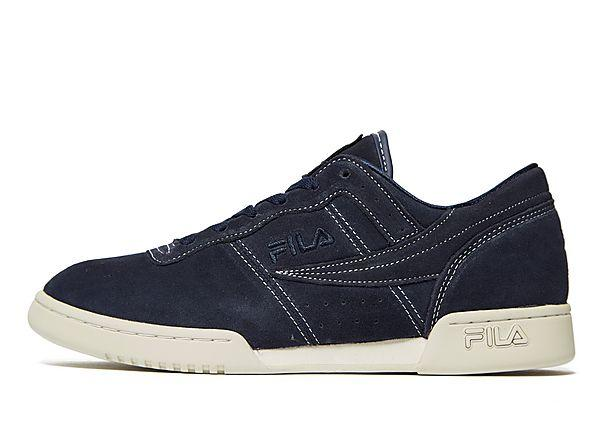 Buy Fila Fila OG Fitness TS - Navy - Mens JD Sports online now at Soleheaven Curated Collections