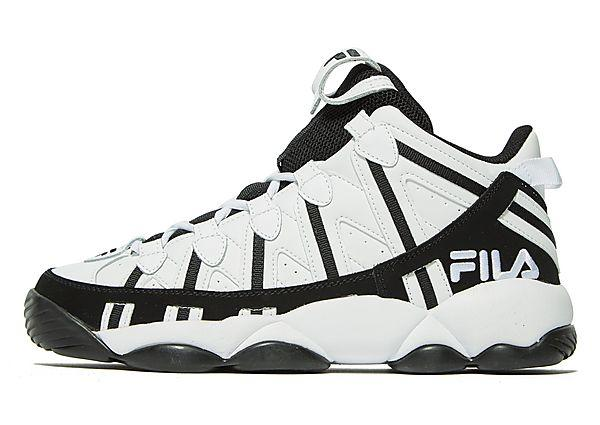 Buy Fila Fila Spaghetti - White/Black - Mens JD Sports online now at Soleheaven Curated Collections