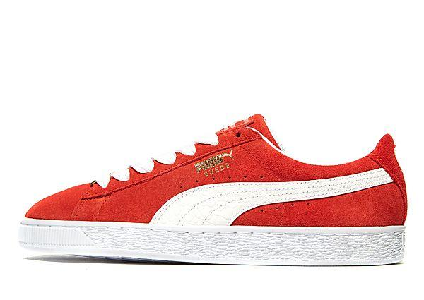 Buy Puma PUMA Suede B-Boy - Red - Mens JD Sports online now at Soleheaven Curated Collections