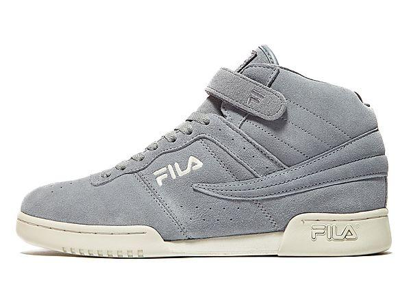 Fila Fila F13 - Grey/Off-White - Mens SOLEHEAVEN
