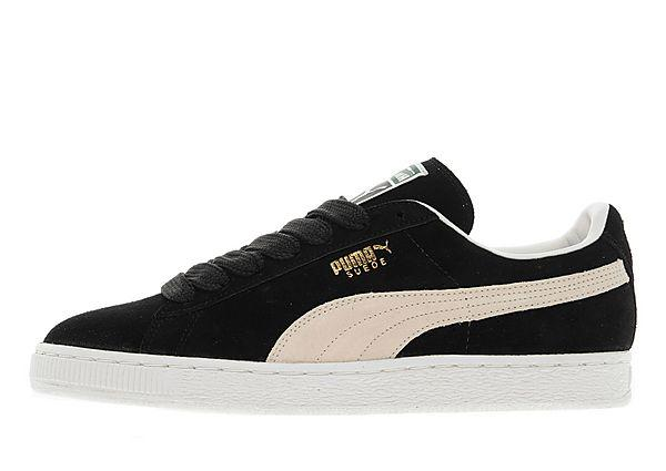 Buy Puma PUMA Suede - Black/White - Mens JD Sports online now at Soleheaven Curated Collections