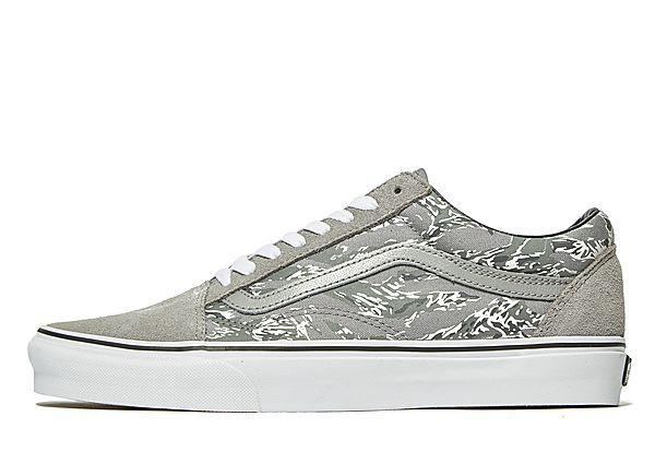 Vans Vans Old Skool - Grey - Mens SOLEHEAVEN