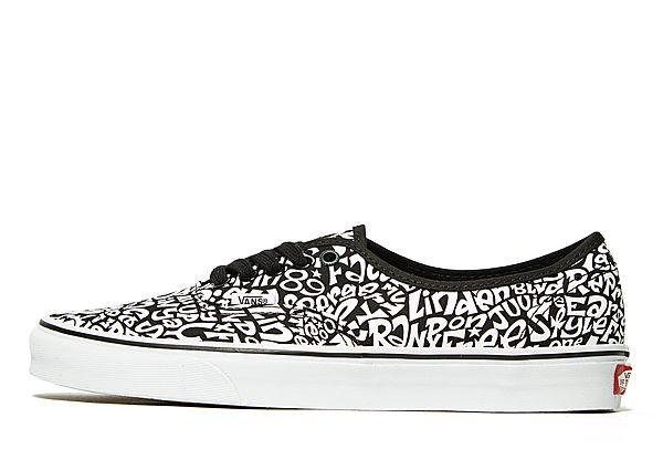 Vans Vans x A Tribe Called Quest Authentic - White/Black - Mens SOLEHEAVEN