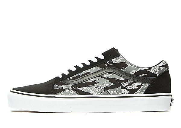 Buy Vans Vans Old Skool - Black/Camouflage - Mens JD Sports online now at Soleheaven Curated Collections