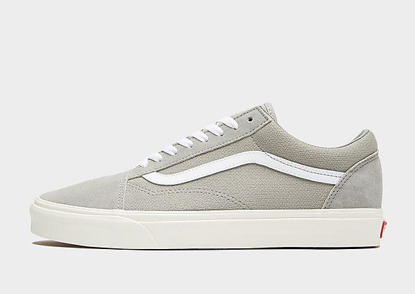5cb4a81c9dbd Vans Vans Old Skool Knit - Grey White - Mens at Soleheaven Curated ...