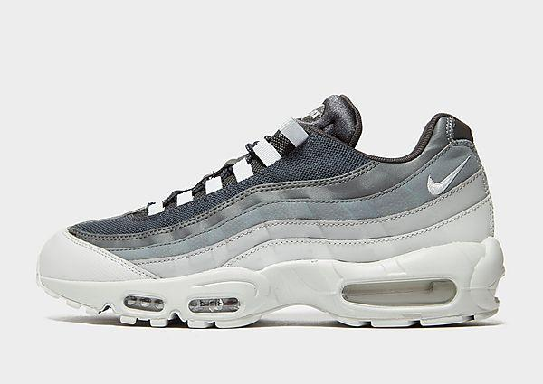 new products cf82e adced ... new style buy nike nike air max 95 essential white grey mens jd sports  online 091d7
