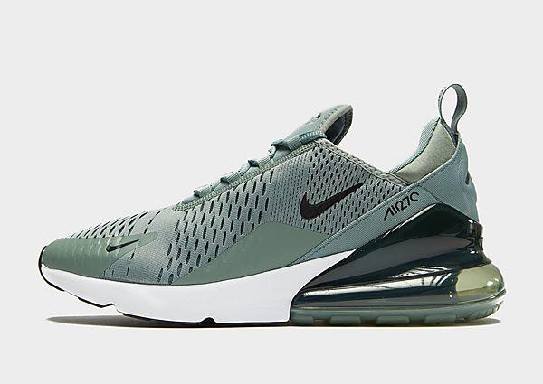 Buy Nike Nike Air Max 270 - Green/Black - Mens JD Sports online now at Soleheaven Curated Collections