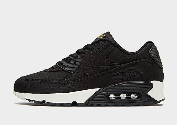 quality design ce544 c3017 Nike Air Max 90 - Black/White - Mens