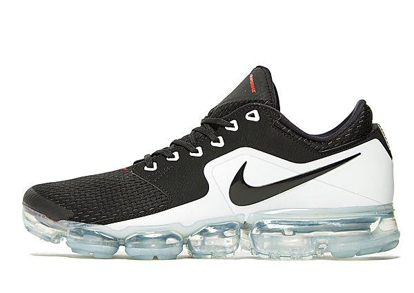 Nike Nike Air VaporMax - Black/White/Red - Mens SOLEHEAVEN